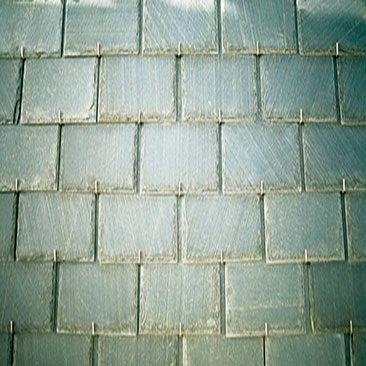 Piedras Segovia - Cubiertas - Pizarra: Filita gris verdosa