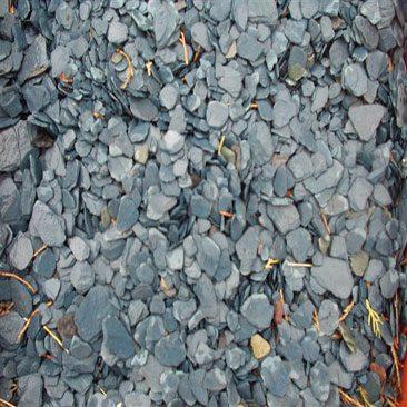 Piedras Segovia - Jardinería - Escarcha pizarra: Azul