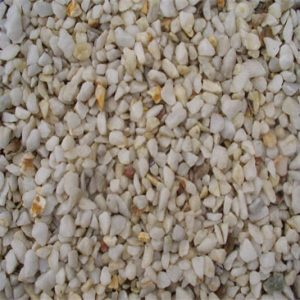 Piedras Segovia - Jardinería - Triturados: Blanco