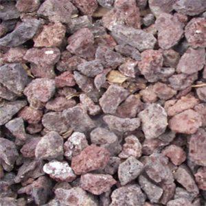 Piedras Segovia - Jardinería - Triturados: Volcánico