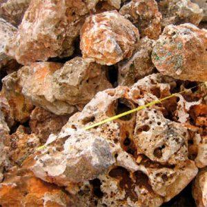 Piedras Segovia - Jardinería - Varios modelos: Rocalla