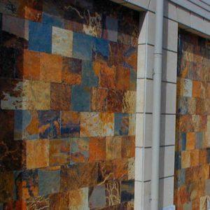 Piedras Segovia - Piedras regulares - Varios modelos: Multi - color
