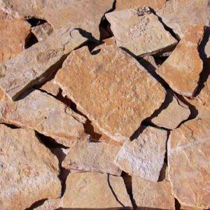 Piedras Segovia - Piedras irregulares: Caliza crema