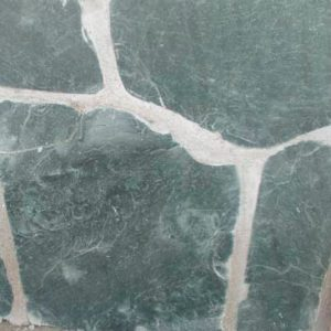 Piedras Segovia - Piedras irregulares: Filita gris - verdosa