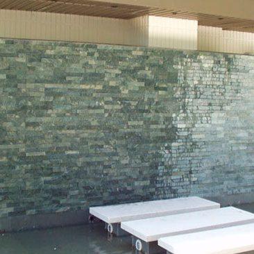 Piedras Segovia - Piedras regulares - Caliza blanca hueso: Apomazada