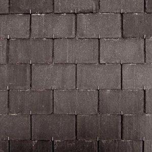 Piedras Segovia - Cubiertas - Pizarra: Pizarra negra cortada