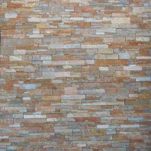 Piedras Segovia - Manpostería - Encementado: Dorado