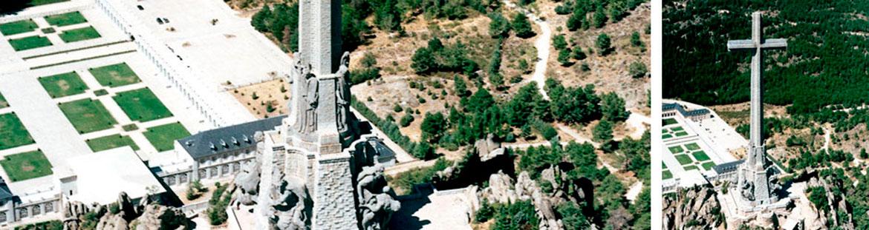 valle-caidos-emplomado-brazos-cruz-piedras-segovia
