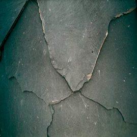Piedras Segovia - Cubiertas - Pizarra: Pizarra negra granel