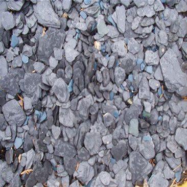 Piedras Segovia - Jardinería - Escarcha pizarra: Negra
