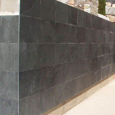 Piedras Segovia - Piedras regulares - Varios modelos: Negra grafito