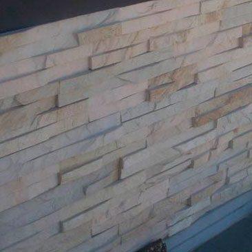 Piedras Segovia - Manpostería - Premontado: Enresinado blanco