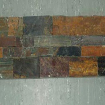 Piedras Segovia - Manpostería - Premontado - Paneles: Enresinado rojo