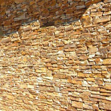 Piedras Segovia - Manpostería - Varios modelos: Dorada